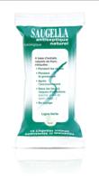 Saugella Antiseptique Lingette Hygiène Intime Paquet/15 à VINCENNES