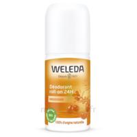 Weleda Déodorant Roll-on 24h Argousier 50ml à VINCENNES