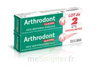 Pierre Fabre Oral Care Arthrodont Dentifrice Classic Lot De 2 75ml à VINCENNES