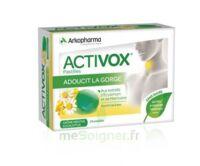 Activox sans sucre Pastilles menthe eucalyptus B/24 à VINCENNES