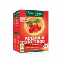 Santarome Bio Acérola 1000 Comprimés à croquer 2T/10 à VINCENNES