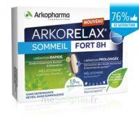 Arkorelax Sommeil Fort 8H Comprimés B/15 à VINCENNES