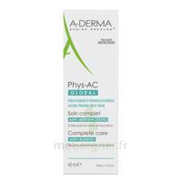 Aderma Phys'ac Global Soin Imperfection Sévères 40ml à VINCENNES