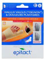 Orthese Corrective Double Epitact A L'epithelium Flex +26 Taille L Pied Gauche à VINCENNES