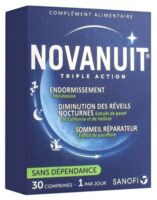 Novanuit Triple Action B/30 à VINCENNES