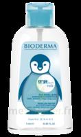 Abcderm H2o Solution Sans Rinçage Nettoyante Bébé Fl Pompe/1l à VINCENNES