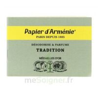 Papier D'arménie Traditionnel Feuille Triple à VINCENNES
