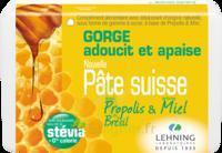 Lehning Pâte Suisse Pastilles à Sucer Miel Propolis B/50g à VINCENNES