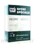 Keops Deodorant Bille Peaux Fragiles Lot De 2 à VINCENNES
