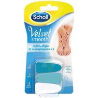 Scholl Velvet Smooth Ongles Sublimes kit de remplacement à VINCENNES