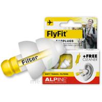 Bouchons d'oreille FlyFit ALPINE à VINCENNES