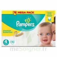 Pampers Newbb Prem 8-16kg 78 Unités à VINCENNES