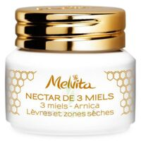 Melvita Nectar De Miels 3 Miels-arnica, Lèvres Et Zones Sèches Bio à VINCENNES