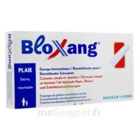 Bloxang Eponge De Gélatine Stérile Hémostatique B/5 à VINCENNES