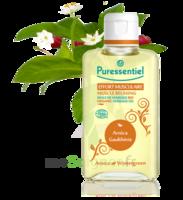 Puressentiel Articulations & Muscles Huile de massage BIO** Effort Musculaire - Arnica - Gaulthérie - 100 ml à VINCENNES