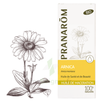 Pranarom Huile De Macération Bio Arnica 50ml à VINCENNES
