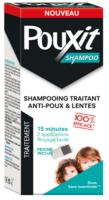 Pouxit Shampoo Shampooing traitant antipoux Fl/200ml+peigne à VINCENNES