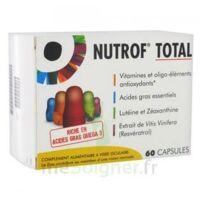 Nutrof Total Caps visée oculaire B/60 à VINCENNES