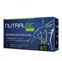 Nutralgic Muscle Comprimés décontractant musculaire B/14 à VINCENNES