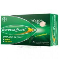 Beroccaboost Comprimés effervescents B/20 à VINCENNES