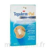 Tegaderm + Pad, 5 Cm X 7 Cm , Bt 5 à VINCENNES