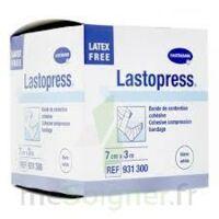 Lastopress® Bande De Compression Cohésive 7 Cm X 3 Mètres - Coloris Blanc à VINCENNES