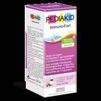 Pédiakid Immuno-Fort Sirop myrtille 125ml à VINCENNES