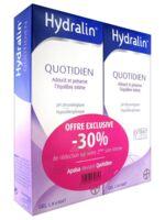 Hydralin Quotidien Gel lavant usage intime 2*200ml à VINCENNES