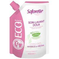 Saforelle Solution Soin Lavant Doux Eco-recharge/400ml à VINCENNES
