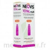 Neovis Total Multi S Ophtalmique Lubrifiante Pour Instillation Oculaire Fl/15ml à VINCENNES