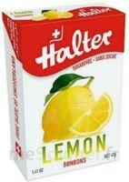 Halter Sans Sucre Bonbon Citron B/40g à VINCENNES