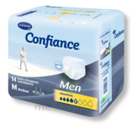 Confiance Men Slip absorbant jetable absorption 5 Gouttes Medium Sachet/14 à VINCENNES