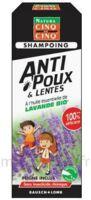 Cinq sur Cinq Natura Shampooing anti-poux lentes lavande 100ml à VINCENNES