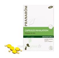 Aromaforce Caps inhalation bio B/15 à VINCENNES