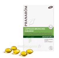 Aromaforce Caps bronches bio B/30 à VINCENNES