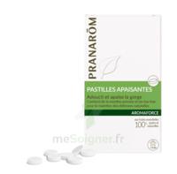 Aromaforce Pastille apaisante gorge bio B/21 à VINCENNES