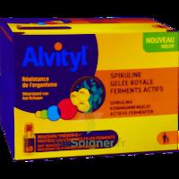 Alvityl Resist Solution buvable 8 Fioles à VINCENNES