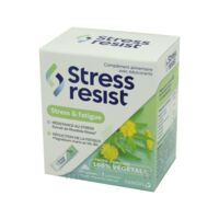 Stress Resist Poudre Stress & fatigue 30 Sticks à VINCENNES