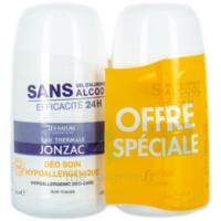 Jonzac Eau Thermale Lot 2 Déodorants Soin 2x50ml à VINCENNES