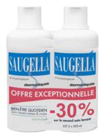 Saugella Emulsion Dermoliquide Lavante 2fl/500ml à VINCENNES