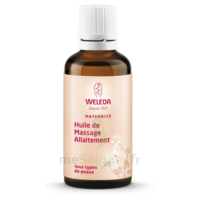 Weleda Huile De Massage Allaitement 50ml à VINCENNES